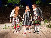 """Shakespeares """"Was ihr wollt"""" in der Augusta Raurica"""