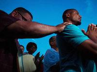 Sch�sse bei Protesten in Milwaukee – ein Verletzter