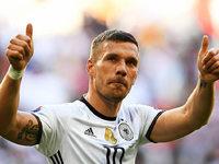 Lukas Podolski spielt nicht mehr f�r die Nationalelf