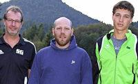 Die Fu�baller der Berggemeinde streben einen Platz im Mittelfeld an