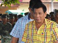 Duterte ist ein Pr�sident ohne Gnade auf den Philippinen