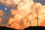 Fotos: Riesenwolken �ber dem Schwarzwald – die sch�nsten Aufnahmen der BZ-Leser