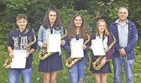 Erfolgreiche Jungmusiker