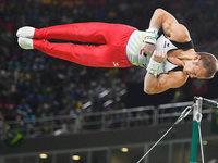 Turn-Star Hambüchen gewinnt Olympia-Gold
