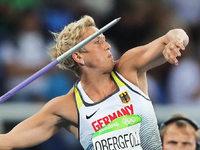 Christina Obergf�ll: Ortenauerin steht im Speerwurf-Finale