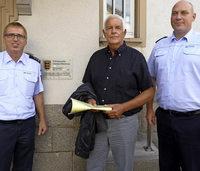 Sechs Polizisten f�r 17 000 Einwohner