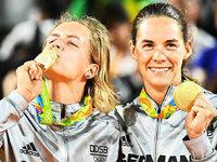 Magische Nacht an der Copacabana: Gold für Ludwig und Walkenhorst