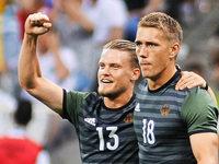 Petersen trifft – deutsche Fußballer im Traumfinale