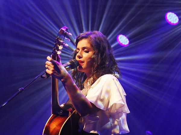 Katie Melua, Zelt-Musik-Festival Freiburg