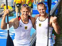 Rennkanuten Rendschmidt und Groß gewinnen Olympia-Gold