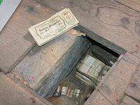 Amtsleiter findet �ber 18 Billionen Mark unterm Rathausdach