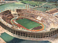 Olympiastadion in Berlin hat seinen NS-Nimbus verloren