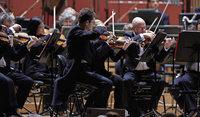 Sinfonieorchester Basel gibt Picknick-Konzert im Innenhof des Museums der Kulturen