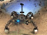 Mond-Roboter aus Bremen, die nicht ins All d�rfen