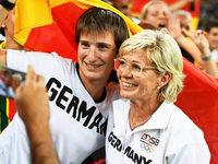 Fotos: So feiern die DFB-Frauen ihren Olympia-Coup