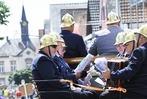 Fotos: Umzug historischer Feuerwehren in Rheinhausen