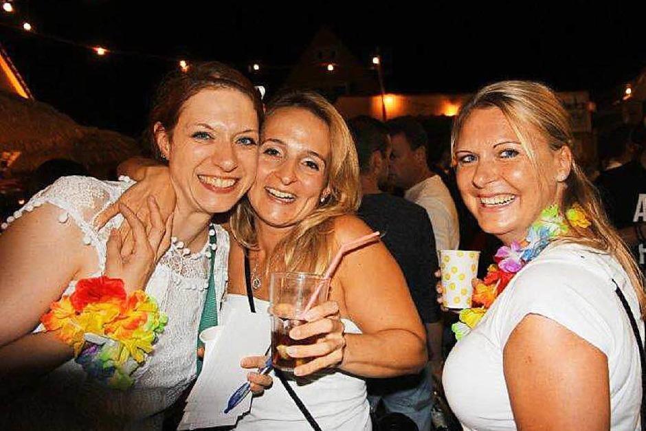 Drei Tage lang wird bei den Ebringer Weintagen verkostet, gegessen, getanzt und gefeiert. Die Bilder einer gelungenen Veranstaltung: