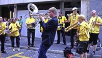 "Musikfestival ""Em Bebby sy Jazz"" lockte Zehntausende"