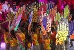 Fotos: Die Abschlussfeier der Olympischen Spiele in Rio