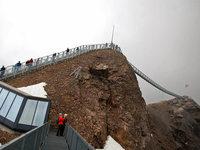 Fotos: BZ-Leserreise in die Schweizer Bergwelt Glacier 3000
