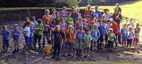 CDU Schuttertal lud Kinder zur Putzete