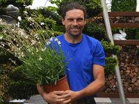 Baumschulmeister Helmut Tr�nkle aus Lahr gibt im Fernsehen Gartentipps