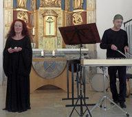 Lupenreiner Sopran, einf�hlsames Glockenspiel