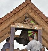 Neuer Glockenturm, alter G�pel