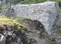 �berreste der Birchiburg in Bollschweil werden restauriert