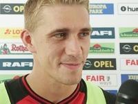 Nils Petersen zwischen Olympia und Bundesliga