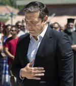 Tsipras erh�ht Druck auf Bundeskanzlerin