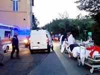 Erdbeben ersch�ttert Italien - Tote und Einst�rze