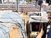 Bahn-Baustelle: Vollsperrung f�nf Mal so lang wie geplant