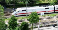Bahn tauscht Lokf�hrer aus, dessen ICE nicht in Freiburg gehalten hat