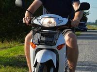 Zwei Bottinger wollen nach Bangkok - auf Motorrollern
