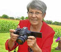 Altstadtr�tin Eva-Maria Einert feiert 75. Geburtstag - sie war als erste Frau im Gemeinderat