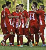 FC L�ffingen triumphiert in Singen