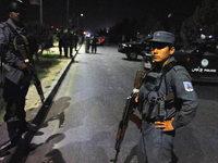 Blutiges Ende der Attacke auf Amerikanische Universit�t in Kabul