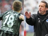 Die Petersens: Der Torj�ger und sein Vater, der Trainer