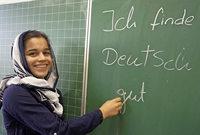 Deutsch lernen statt Faulenzen