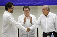 Historisches Friedensabkommen in Kolumbien