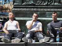 Arbeiten bei Hitze: Was erlauben die Arbeitgeber?