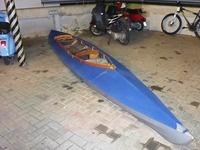 Das Kanu-R�tsel ist gel�st - und eine Vespa ist auch zur�ck
