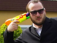 Rapper Thomas Damager: Willkommen in Crimefelden