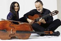 Ariana Burstein und Roberto Legnani geben Jubil�umskonzert in Schopfheim-Fahrnau