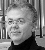 Die Virtuosen Stefan Hospach-Martini und Stefan Johanes Bleicher in der Stiftskirche