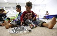 Kitas nehmen Fl�chtlingskinder auf