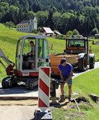 Bauhof Malsburg-Marzell 2015 vielseitig im Einsatz