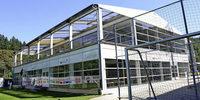 Neuer VIP-Bereich beim SC Freiburg: 520 Pl�tze auf zwei Etagen