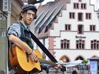 Freiburg, das sind deine Stra�enmusiker